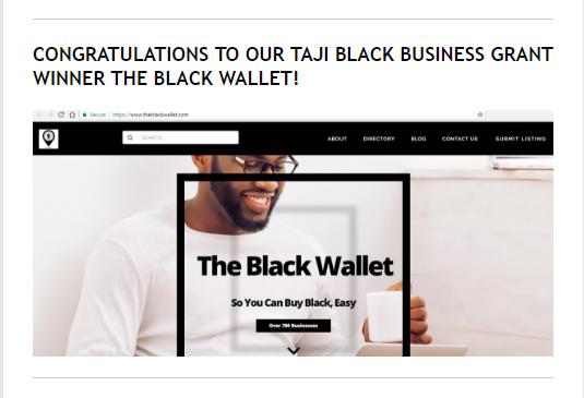 Taji Mag Advertise