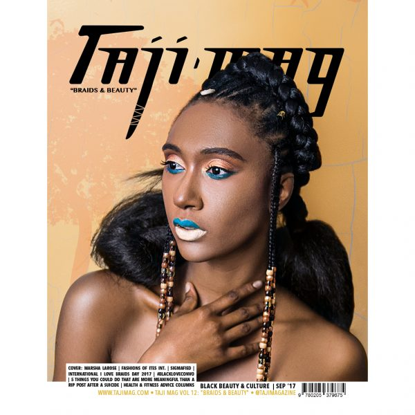 Taji Mag Vol 12 Annual Digital Subscription