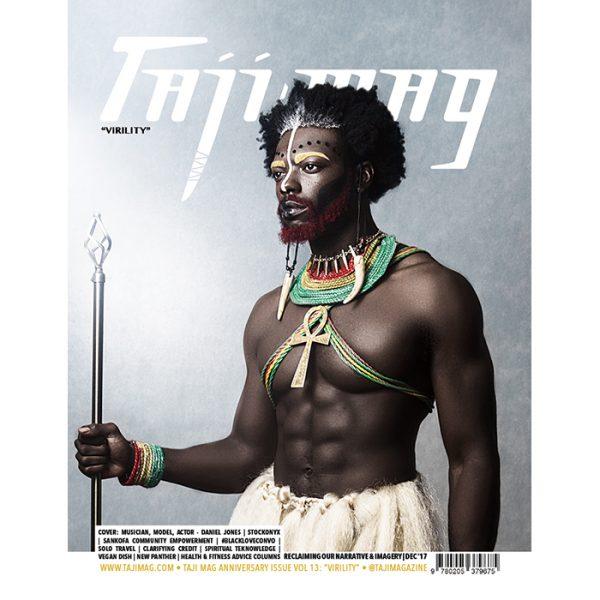 Taji Mag Vol 13