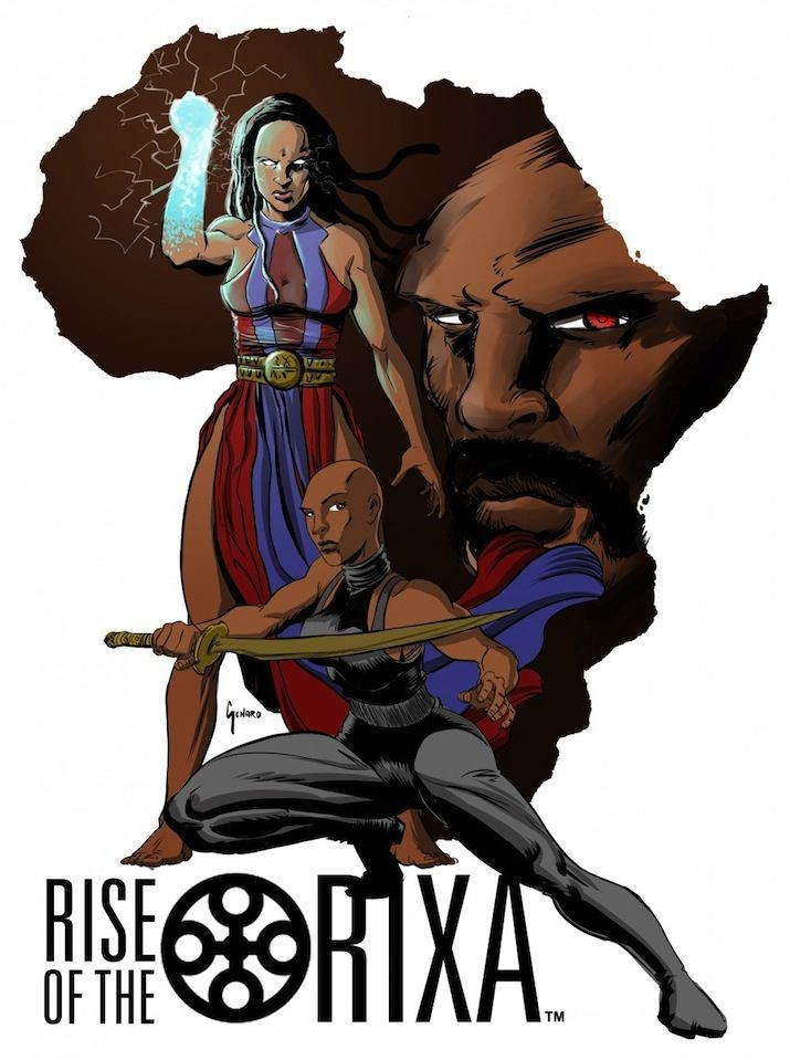 Oya: Rise of the Orishas