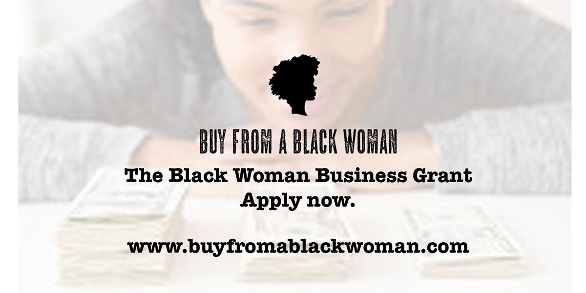 Black Woman Business Grant
