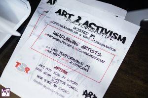 Art 2 Activism