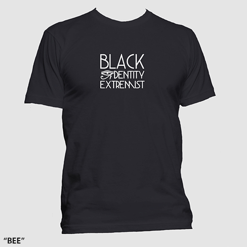 Taji Mag Apparel Accessories Black Identity Extremist