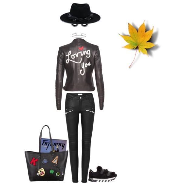 Wear All Black