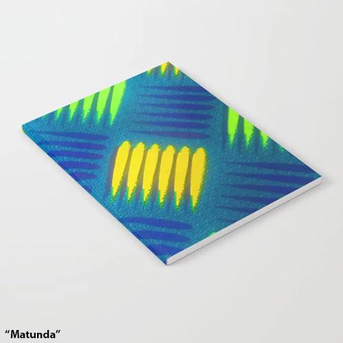 Taji Mag Notebooks