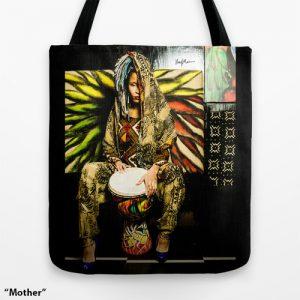 Taji Mag Totes & Bags