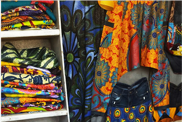 Harlem Fashion Week Goes to Africa