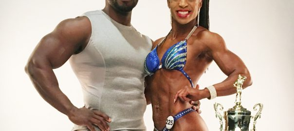 Bodybuilding Power Couple