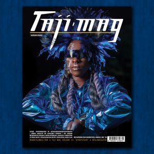 Taji Mag Vol25 AfroFuture
