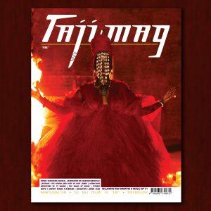 Taji Mag Vol 28 Fire