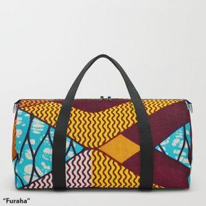Taji Mag Duffle Bags