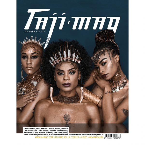 Taji Mag Subscribe
