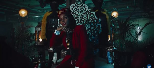 Janelle Monae new videos
