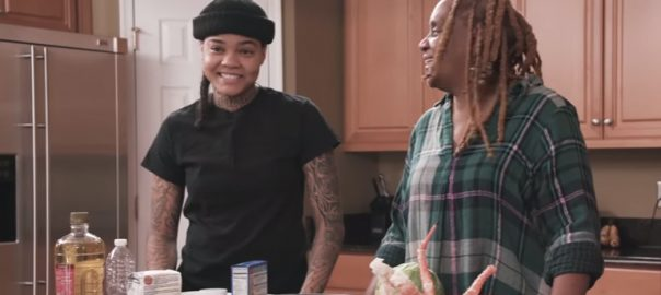Young MA discusses fame weight loss