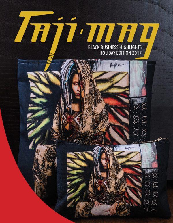 Taji Mag Black Business Holiday Guide