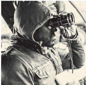 Gbenga Akinnagbe, DC Noir