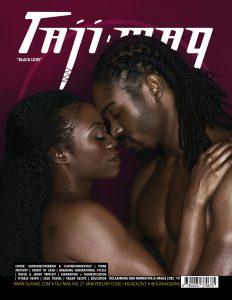 Taji Mag Vol 21 Black Love