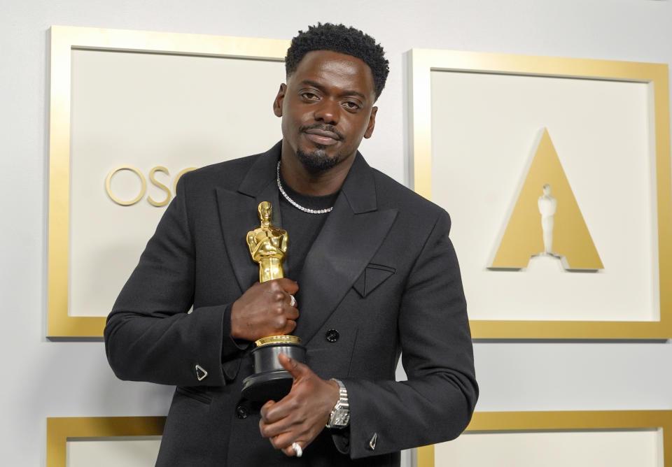 Oscars, Danil Kaluuya
